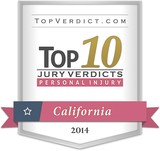 Top 10 Jury Verdicts Personal Injury 2014