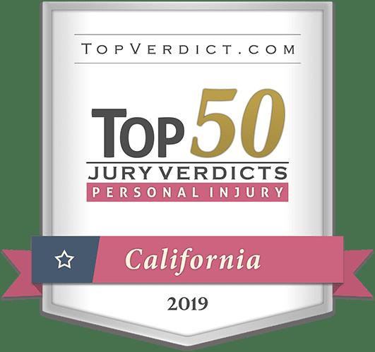 Top 50 Jury Verdicts Personal Injury 2019