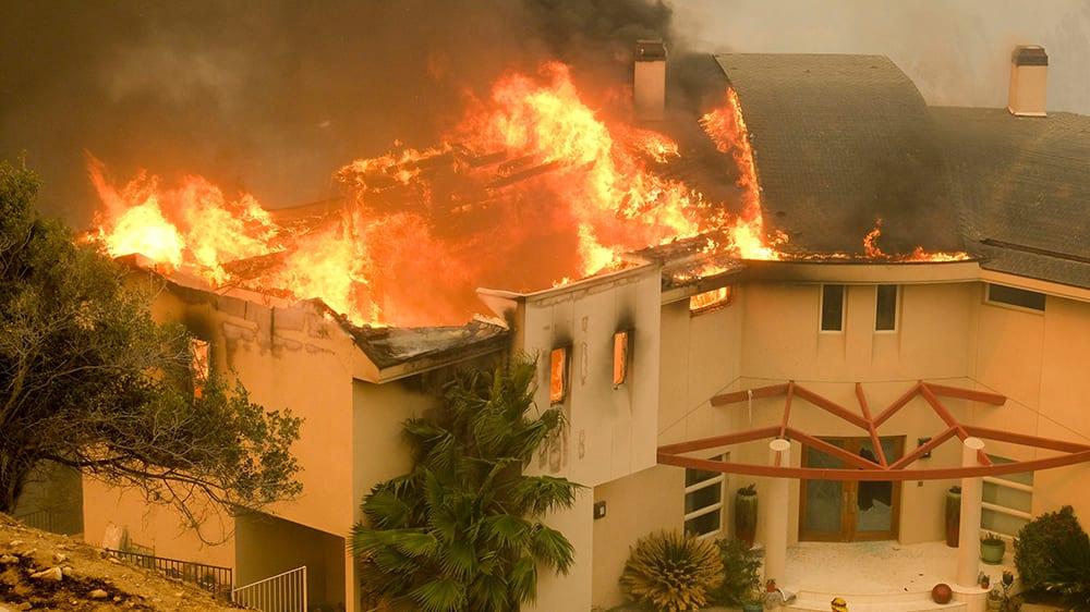 California Wildfires, Malibu, USA - 09 Nov 2018